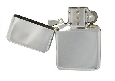 US Style Cigarette Lighter - American Petrol Fluid Refillable Classic WW2 New