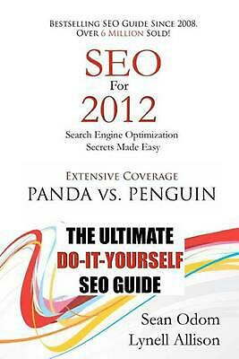 Seo for 2012 NEW by Sean Odom