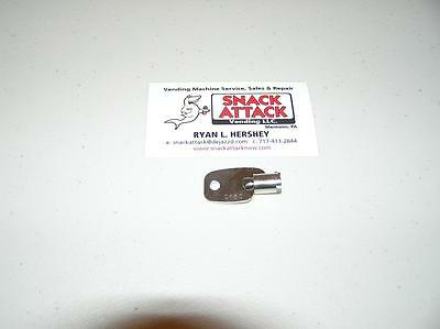 VENDSTAR 3000 BACK DOOR TUBULAR KEY #0160 - New / Free Ship!