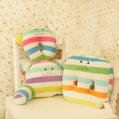 Home Decor Baby Kids animal shaped Supporting Pillows Car seat cushion Cute!
