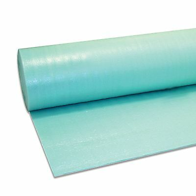 Diall 0.15mm Foam Laminate /& solid wood flooring Vapour barrier membrane 20m²