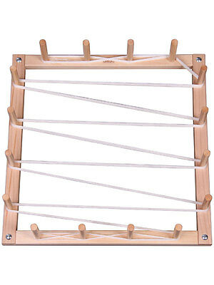 WARPING BOARD for Weaving Looms - 4.5 metre   Essential for winding your warp