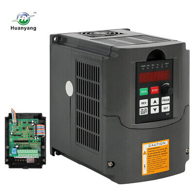 220V VARIABLE FREQUENCY DRIVE INVERTER VFD 3KW 4HP 13A Germany STOCK