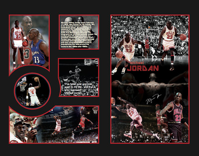 SPECIAL!!! The latest of MICHAEL JORDAN SIGNED FRAMED LIMITED EDITION 499 COA