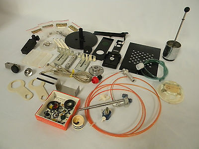 Huge Lot Of Lab Tools Parts And Supplies