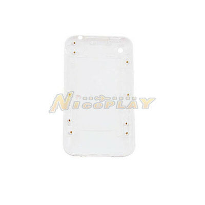 New Replacement Parts Housing Back Cover Case for iPhone 3G 16G 16GB White