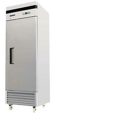 Commercial Freezer One Door Stainless Steel Upright for Restaurants or Kitchen