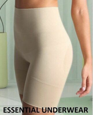 Seamless Firm Control Tummy Body-Shaper Slimming Shorts/ Knickers, Medium- Xxxl