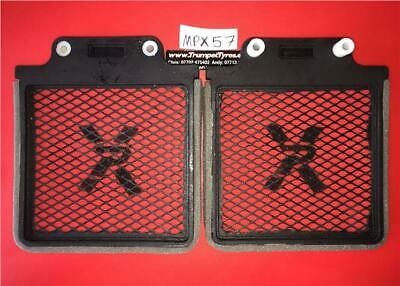 Kawasaki Zx12R A1 A2 B1 B2 00 - 06 Pipercross Air Filter Pair Mpx057 Oe Quality