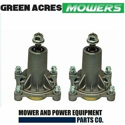 2 x RIDE ON MOWER SPINDLE ASSY  HUSQVARNA  &  POULAN PRO 532 18 72-92 , 53218729