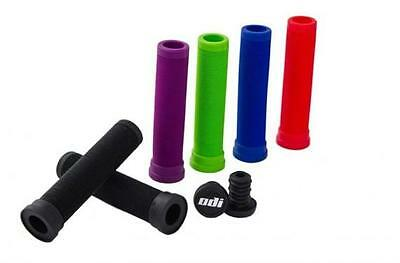 ODI Longneck Pro Flangeless Grips for Bikes , BMX & Scooters