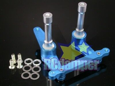 Aluminum Steering Assembly B For Thunder Tiger Mta4 Mta-4 Alloy
