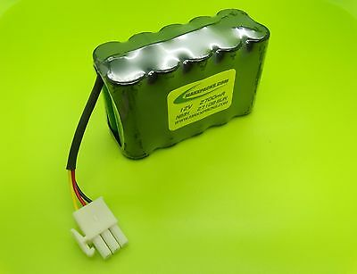 2700Ma Battery For Sunrise Telecom Cm500 Cm750 & Ip Version Meters / Made In Usa