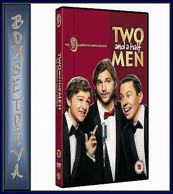 Two And A Half Men - Complete Series Season 9  *Brand New Dvd*