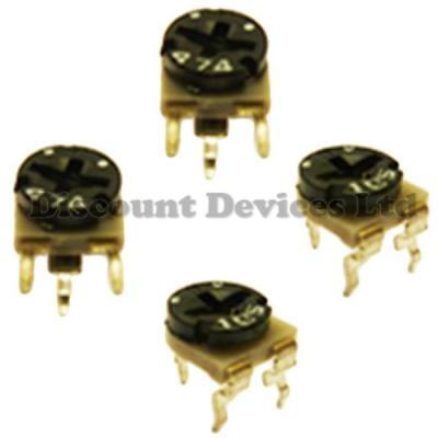 All Horizontal Vertical Preset Trimmer Variable PCB Potentiometer Resistor