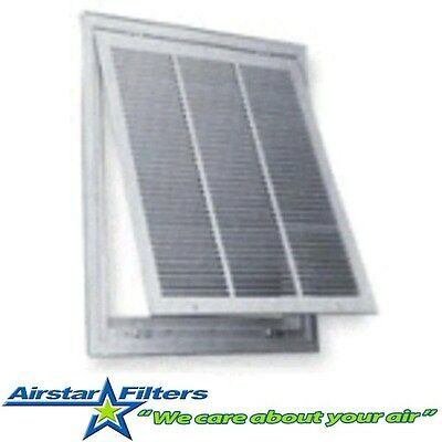 Return Air Grille with Filter - Air Conditioning & Heating - All Aluminum