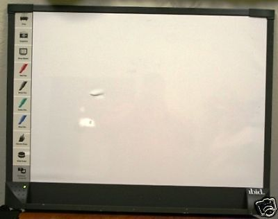 3M MicroTouch Ibid C100 Electronic Whiteboard 55000