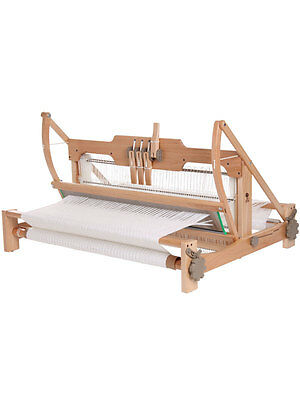 WEAVING LOOM  40cm 4 shaft  Table Model  by Ashford NZ    NEW Lacquered kit