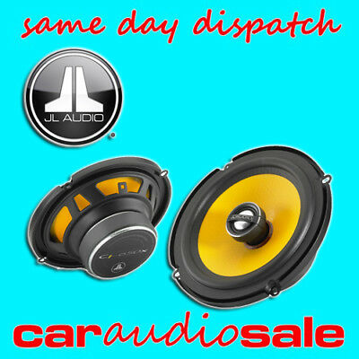 "Jl Audio C1-650X 6.5"" Inch 16.5Cm Coaxial 225W 2 Way Car Van Taxi Shelf Speakers"