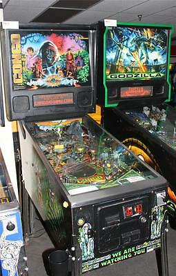 CONGO Pinball Machine - Williams 1995 - Perfect for Your Home Arcade!