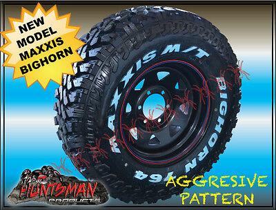 Maxxis Bighorn Mt764 265 75 16  New Pattern Mud 4X4 Tyre 265.75R16 Less Noise!!