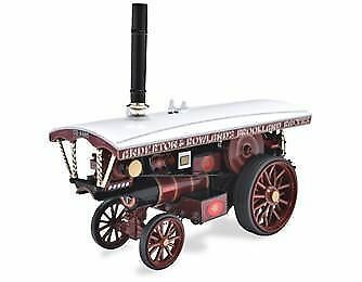 1/50 Vintage Glory of Steam Burrell Showman's - Dragon 'Brookland Racers