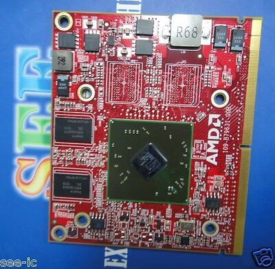 HD 4500 4570 Video Card ATI Mobility Radeon VG.M920H 512M M92 216-0728014