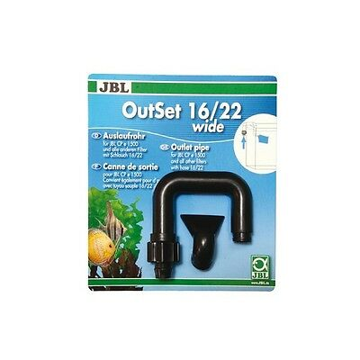 CANNE  JBL OUTSET WIDE POUR CP e1501   16/22 MM