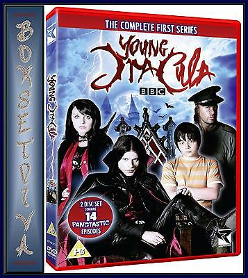 Young Dracula - Complete Series Season 1 ***Brand New Dvd ***
