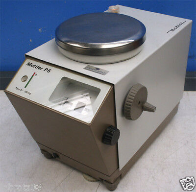 Mettler Instruments Corp. P6/7 Electronic Balance