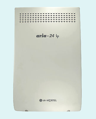 LG Aria IP LDK 24 D ISDN CCU Phone System Gst Included.