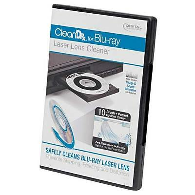 Genuine Brand New Cleandr Laser Lens Cleaner For Blu Ray Clean Dr Blu Ray