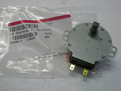 Lg Microwave Turntable Motor 6549W1S018A