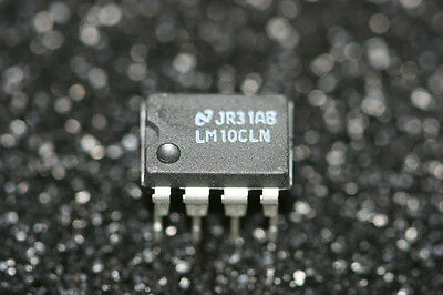 LM10CLN Operational Amplifier and Voltage Reference LM10