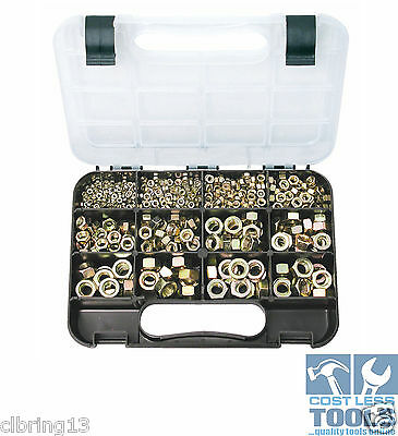 GJWorks 508 Piece Metric Hex Nut Kit GKA655