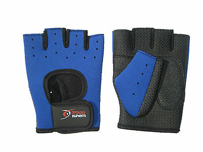 Gym Gloves Weight Lifting Fitness Bodybuilding Strength Training Workout Cycling