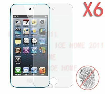 6X Matte Anti Glare Screen Protector For Apple iPod Touch 5 5G 5TH 5Gen