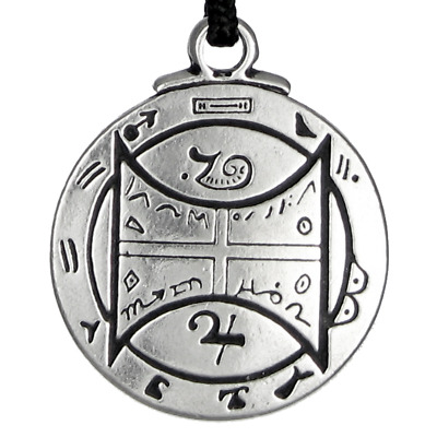 Talisman For Communication with Animals Pendant Seal Amulet Hermetic kabbalah