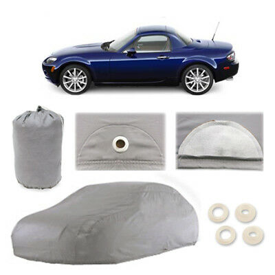 1969-1994 Alfa Romeo 5 Layer Car Cover Fitted Water Proof Snow Rain Sun Dust