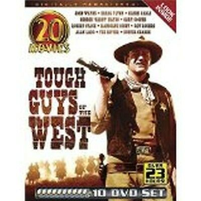 Tough Guys of the West DVD 10-Disc Set NEW factory sealed