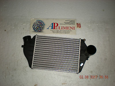 7551775 Radiatore Intercooler (Radiator) Fiat Regata 1.9 Diesel 1984-> Originale