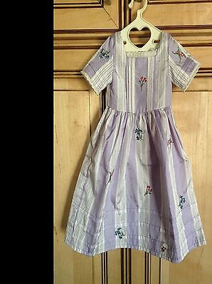 Felicity American Girl Doll New Meet Gown Traveling Dress Only