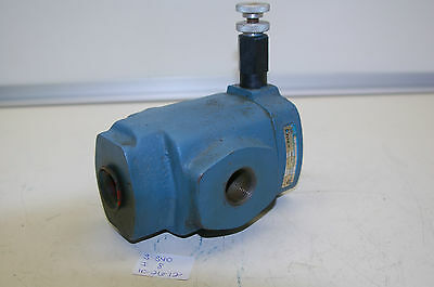 APPEARS NEW DYNEX HYDRAULIC VALVE 8819-06-3/4-30 MAX PSI 3000
