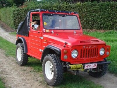 Suzuki Lj80 Lj80V 1977-1981 Workshop Service Repair Manual