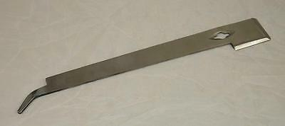Polished Stainless Steel 'j'  Hive Tool - Beekeeping - Beehive - Extraction