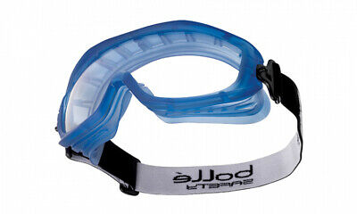 Bolle Atom Safety Goggle - Wide Vision - Anti Mist - ATOAPSI
