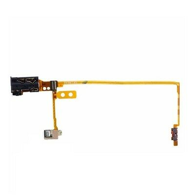New Headphone Audio Jack Flex Cable Replacement For Apple iPod Nano 5th Gen 5G