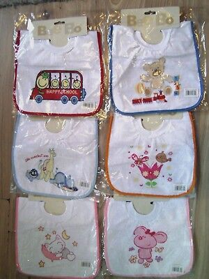 Toddlers/baby/babies/child Feeding Pullover Bib Boy,girl, Large,water Proof Back