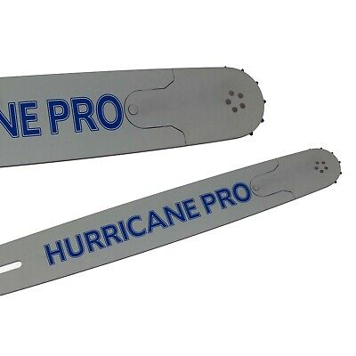"24'' Hurricane Pro Chainsaw Bar only for Husqvarna using 3/8"" 058 84DL chain"