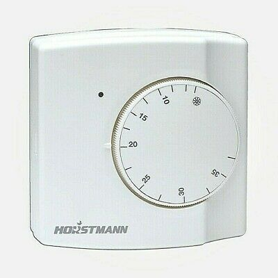HRT3 Central Heating Thermostat - Horstmann - Room Stat - Replaces HRT2